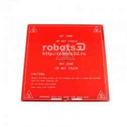Нагревательный стол MK2a PCB для 3D принтера (не собранный)
