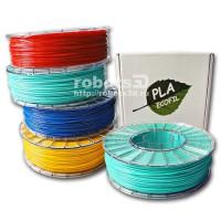 Пластиковая нить PLA ECOFIL 1.75мм, 1кг/катушка, Россия