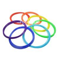 Пластик PLA для 3D-ручки, 7 цветов