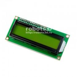 Дисплей LCD 1602 IIC/I2C/TWI для Arduino