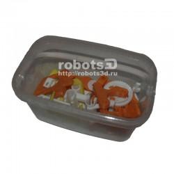 Комплект пластиковых деталей для Prusa i2 из ABS пластика