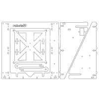 Комплект деталей из акрила для Prusa i3