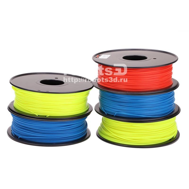 Пластиковая нить для 3д принтера