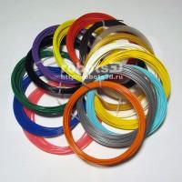 Пластик PLA для 3D-ручки, 15 цветов